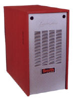Smith Natural Gas Forced Hot Water Boiler